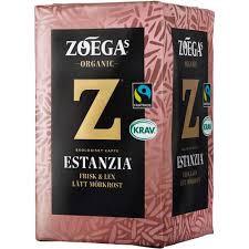 Kaffe Zoegas Estanzia Eko 450G
