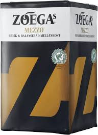 Kaffe Zoegas Mezzo 450G
