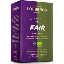 Kaffe Löfbergs Fairtrade 450 G