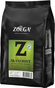 Kaffe Zoegas Hela Bönor Skåne 450 G