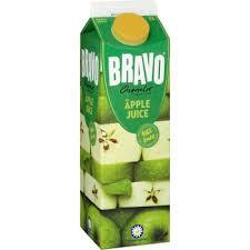 Äpple Juice Bravo 1 L