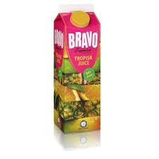 Tropisk Juice Bravo 1 L
