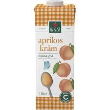 KRÄM APRIKOS KIVIK 1 L