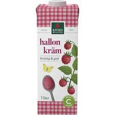 KRÄM HALLON KIVIK 1 L