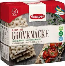 GLUTENFRIT GROVKNÄCKE 215 G SEMPER