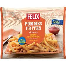 POMMES FRITES 900 G FELIX