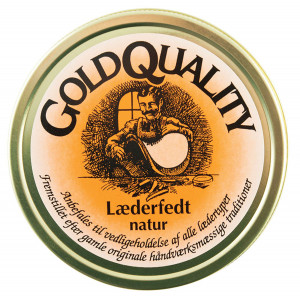 GOLD QUALITY LÄDERFETT 190 ML