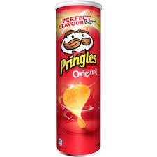 CHIPS PRINGLES ORIGINAL 200 G