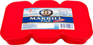 MAKRILLFILE 3*125 G KOSTERFISKAREN